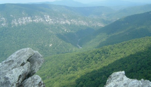 Wilderness and national parks outdoor insider for Table rock nc cabins